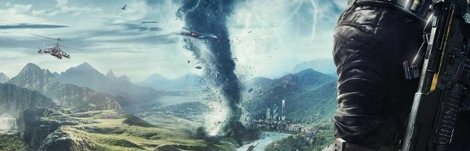 Preview / #e3gk - Just Cause 4 dans l'oeil du cyclone
