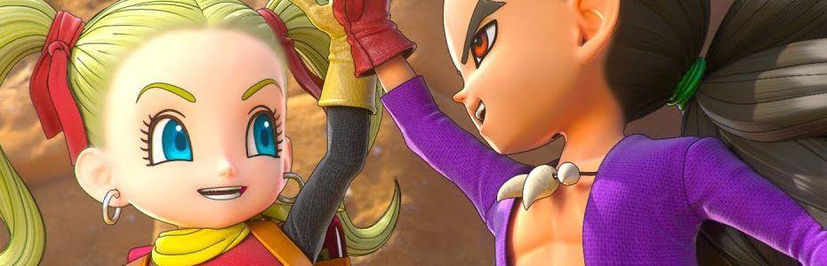 Preview / tokyo game show 2018 (tgs) - On a planté des choux dans Dragon Quest Builders 2