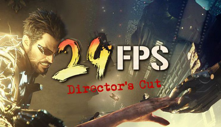 24 FPS Director's Cut #6 : Cyberpunk & Tech Noir