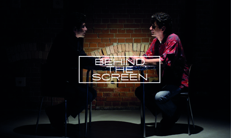 "Gamekult lance ""Behind The Screen"" !"