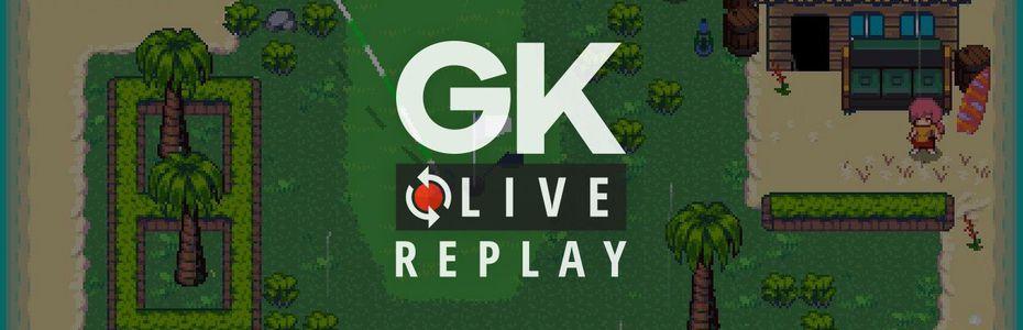 Gk live (replay) - On swingue à la fraîche sur Golf Story, le RPG qui porte ses balles