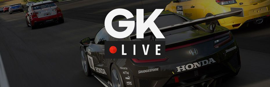 Gk live (replay) - Amaebi entre sur la piste de GT Sport