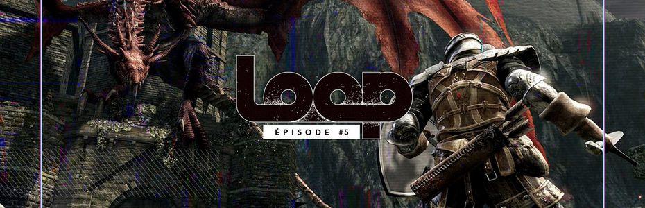 Loop - Dark Souls n'a pas besoin de map