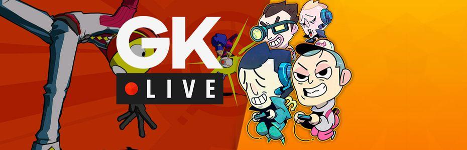 Gk live (replay) - Echanges sanglants sur Lethal League Blaze avec la moitié de la rédac'
