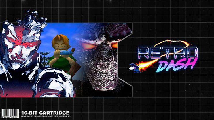Retour sur l'année 1998 avec le troisième épisode de Rétro Dash !