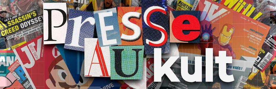 Presse au kult - Cinq ans de « JV » : dans une presse en crise, pourquoi un magazine ?