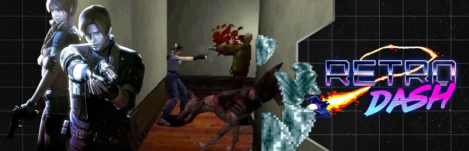 Rétro dash - On joue à se faire peur avec la série Resident Evil dans le nouveau Rétro Dash