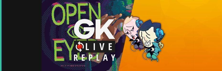 Gk live (replay) - Pipomantis et Gautoz revivent l'Internet de l'an 1999 avec Hypnospace Outlaw