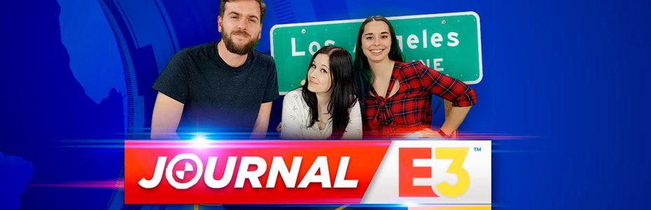 Le journal de l'e3 - Le Journal de l'E3 (Jour #2) est disponible sur Gamekult