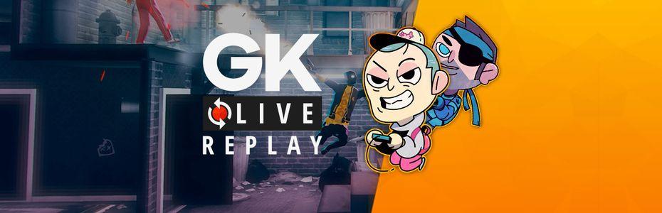 Gk live (replay) - Noddus et Le Père Fidalbion flinguent avec grâce dans My Friend Pedro