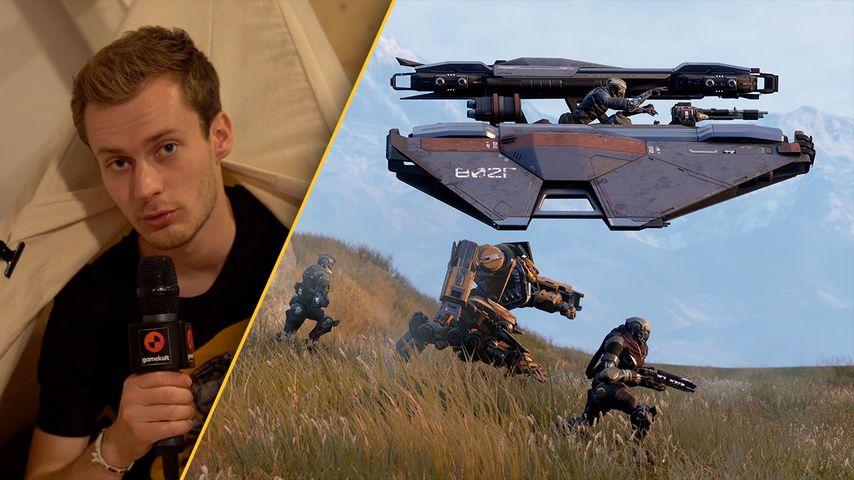 Noddus découvre Disintegration, nouveau titre du co-créateur d'Halo - Gamekult