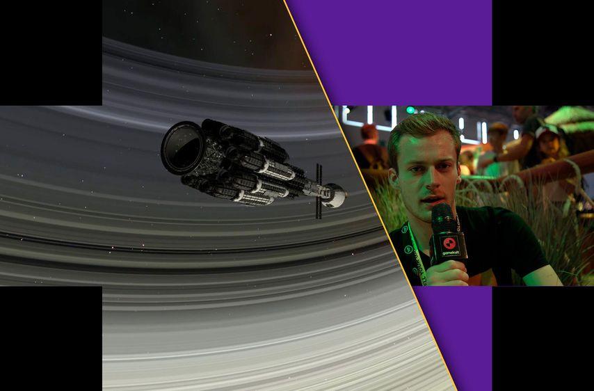 Noddus joue au rocketman dans Kerbal Space Program 2 - Gamekult
