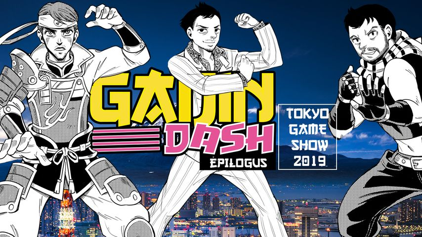 Le Gaijin Dash Epilogus dresse le bilan du Tokyo Game Show 2019 - Gamekult
