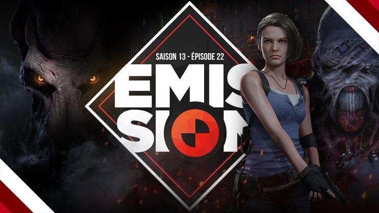 Baldur's Gate 3 et Resident Evil 3 avant l'heure dans l'émission