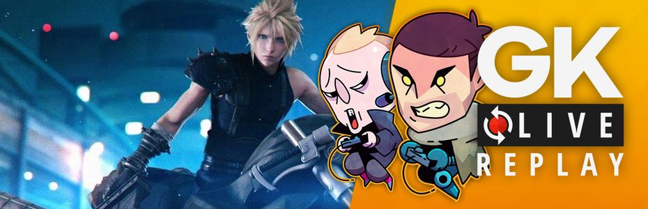 Gk live (replay) - Un tour d'horizon de Final Fantasy 7 Remake en compagnie de Puyo