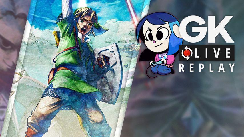 Gk live (replay) – Luma se repent devant The Legend of Zelda : Skyward Sword HD