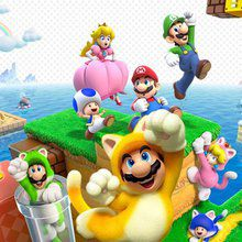 Test : Super Mario 3D World