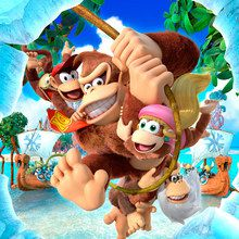 Donkey Kong Country Tropical Freeze redonne la banane à la Switch