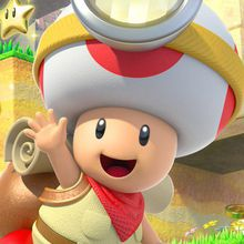 Captain Toad reprend sa tournée sur Switch