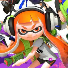 Test : Splatoon Wii U