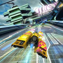 WipEout Omega Collection dépasse l'amour du son