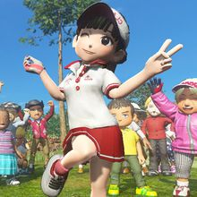 Everybody's Golf s'ouvre au monde