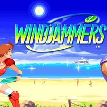 Windjammers, touchez pas au frisbee (màj Switch)