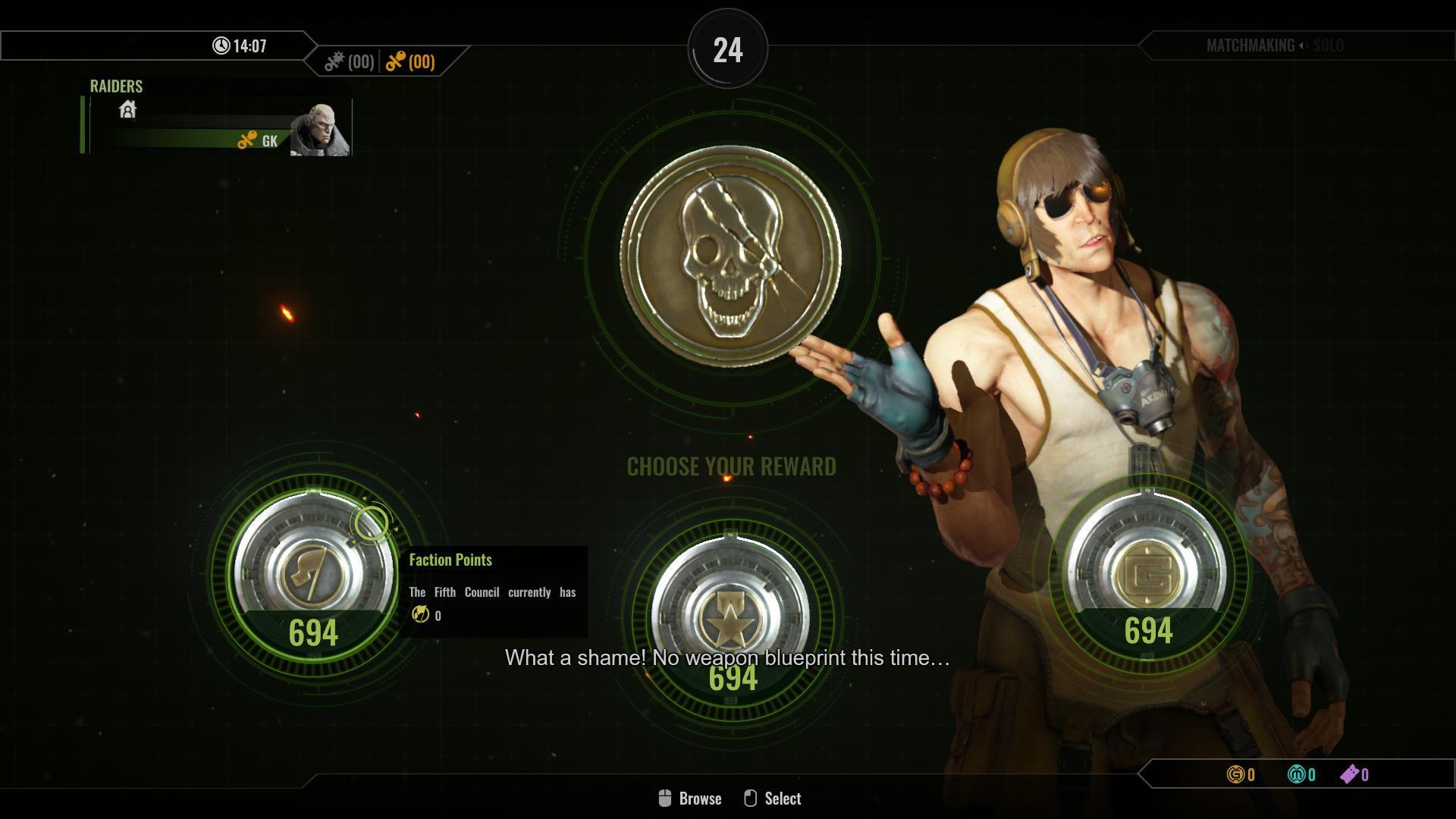 Introductions d'élite et commentaires de matchmaking