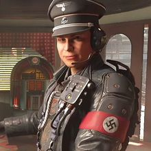 Wolfenstein II, le Franz a un incroyable talent