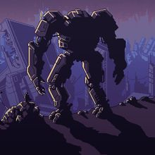 Into the Breach : coucou tout le monde, mécha-surprise !
