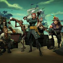 Sea of Thieves, embruns à court terme