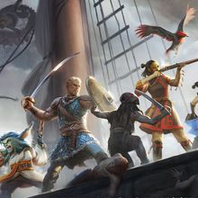 Pillars of Eternity II Deadfire roule des archipels