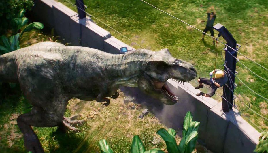 Test - Jurassic World Evolution : crétacé décevant