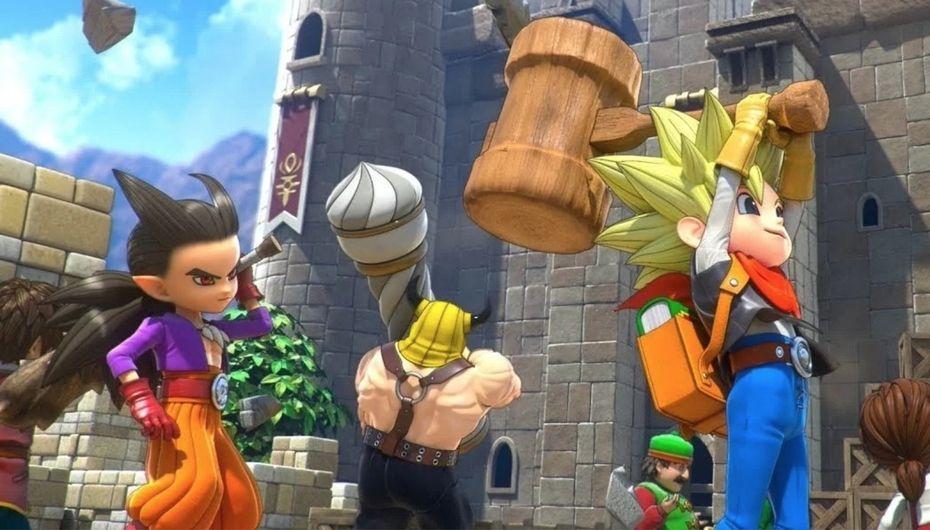 Test - Dragon Quest Builders 2 : quand l'édifice se fissure