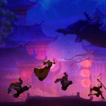 Unruly Heroes : plus Trine que Rayman ?