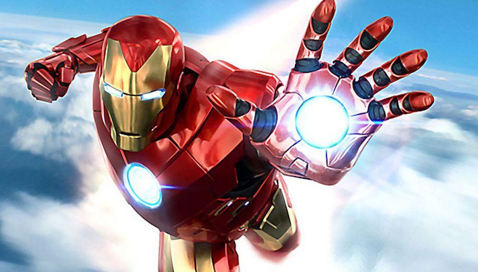 Test Marvel's Iron Man VR