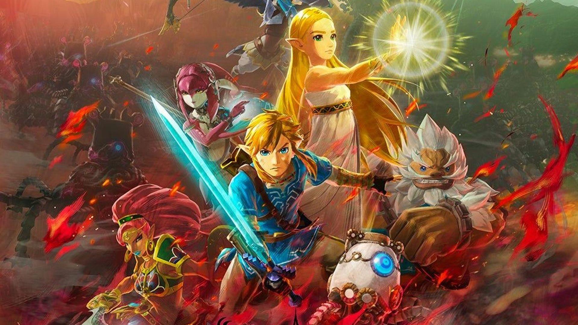 Test Hyrule Warriors L Ere Du Fleau Une Lettre D Amour A Zelda Breath Of The Wild Gamekult