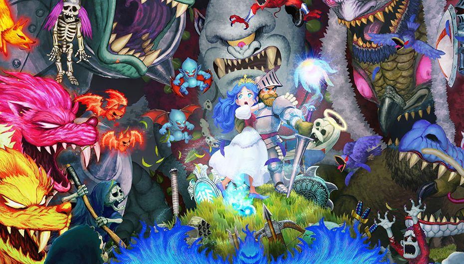 Test : Vous n'êtes pas prêts pour la difficulté de Ghosts 'n Goblins Resurrection