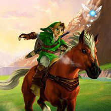 Test : Zelda Ocarina of Time 3D (3DS)