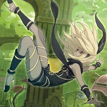 Test : Gravity Rush (PS Vita)