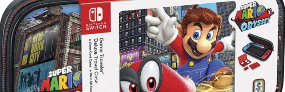 Sélection - Quels sont les accessoires recommandés pour votre Nintendo Switch ?