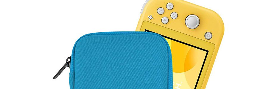 Sélection - Quels sont les accessoires recommandés pour votre Nintendo Switch Lite ?